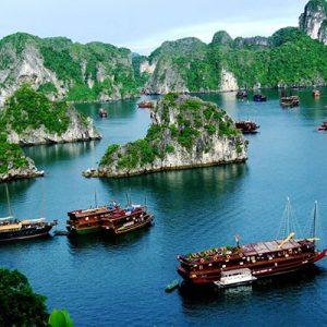 Vinhhalong Vietnam